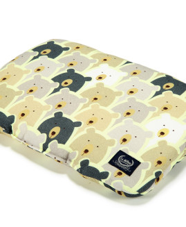 BABY BAMBOO PILLOW - PURE BEARS