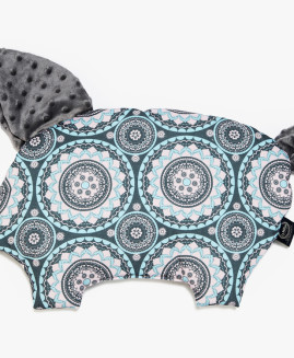 PODUSIA SLEEPY PIG - MOSAIC - GREY