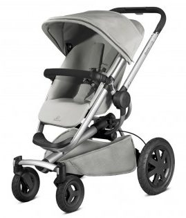 Quinny Buzz Xtra Grey Gravel 2w1