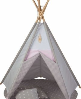 Tipi LittleNOMAD GRAY DOTS