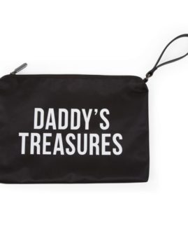 Saszetka Daddy's Treasures czarna