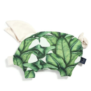 VELVET COLLECTION – PODUSIA SLEEPY PIG – BANANA LEAVES – RAFAELLO
